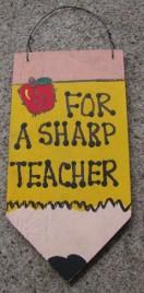 27 For a Sharp Teacher