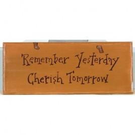 1016CP-Remember Yesterday, Cherish Tomorrow