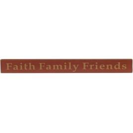 10515G-Faith Family Friends Sign