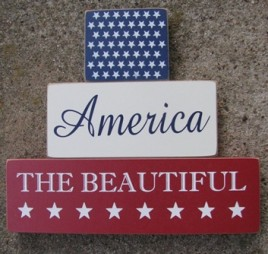 11539D - America The Beautiful s/3