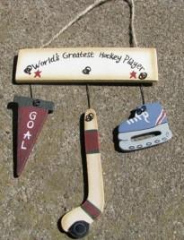1200H  Worlds Greatest Hockey Player