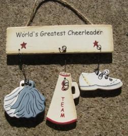1200I  Worlds Greatest Cheerleader