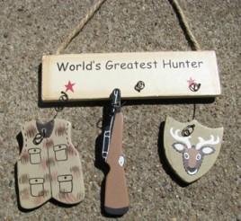 1200P  Worlds Greatest Hunter