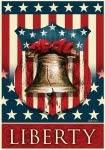 Liberty Bell 1303 Garden Flag