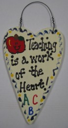 1432 - Teaching is a work of the Heart