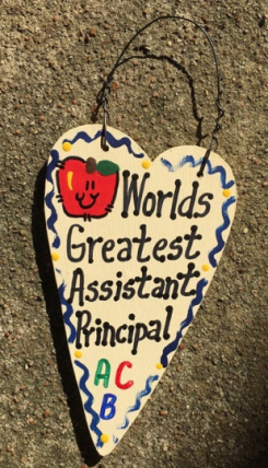 Teacher Gifts 3019  Worlds Greatest Assistant Principal