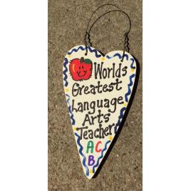 Language Arts Teacher Gifts 3031 Worlds Greatest Language Arts Teacher