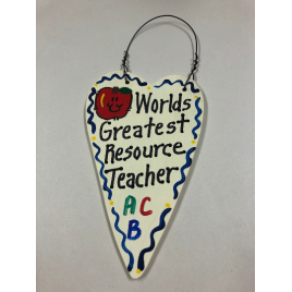 Resource Teacher Gifts 3035 Worlds Greatest Resource Teacher