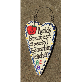 Worlds Special Education Teacher Gifts 3047 Worlds Greatest  Special Education Teacher