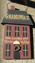 30579GCA-Grandma's Milk Cookies and Stories Anytime