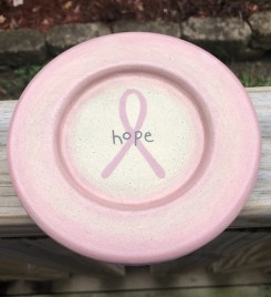 31848H - Hope Cancer Plate