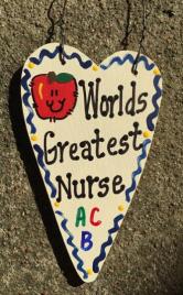 Teacher Gifts 3002 Worlds Greatest Nurse