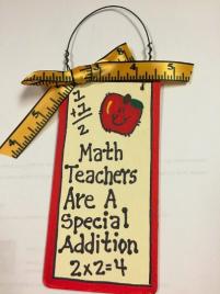 321T- Math Teacher Special Addition