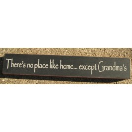 32314PM - There's no Place Like home...except Grandma's