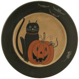 32935 - Cat & Jack Wood Plate