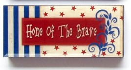 48150HB - Home of the Brave Block
