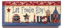 48150LFR - Let Freedom Ring Block