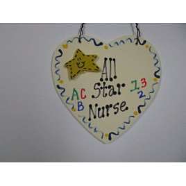 Nurse Teacher Gifts 5011 All Star School Nurse