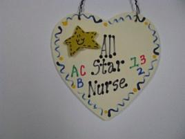 Nurse Teacher Gifts 5011 All Star School Nurse