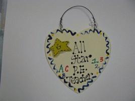 Teacher Gifts 5014 All Star P E Teacher