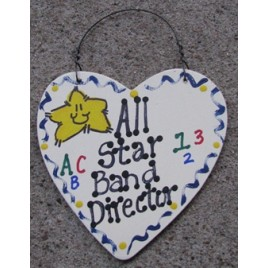 Band Director Teacher Gifts 5042  All Star Band Director