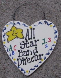 Band Director Teacher Gifts 5042  All Star Band Director