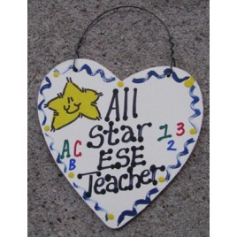 ESE Teacher Gifts 5044  All Star ESE Teacher