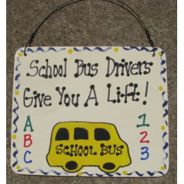 5110  School Bus Drivers Give You a Lift