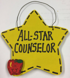 Counselor  Gifts Yellow 7001 All Star Counselor