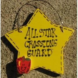 Crossing Guard Teacher Gifts 7012 All Star Crossing Guard