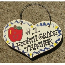 4th Grade Teacher Gift Number One 823  Fourth Grade Teacher