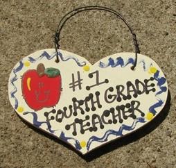 4th Grade Teacher Gift Number One 823  Fourth Grade Teacher