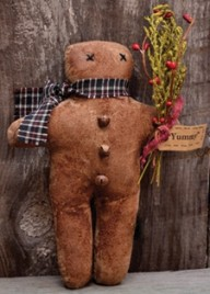 G1504 - Stuffed Gingerbread Man