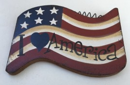 2072480 I love America Patriotic Flag