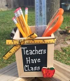 Teacher Gifts 9712438-Teachers Have Class Supply Box