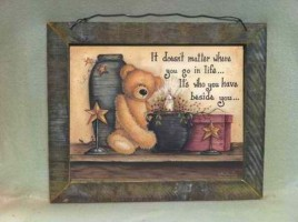 Mary336- The simple Truth Bear Picture