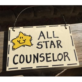 School Gifts C3200-All Star Counselor