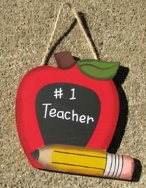 CH24 - #1 Teacher Apple