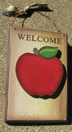 CWP2 - 3D Crackle Welcome Apple