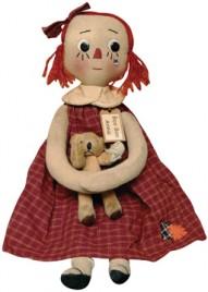 G1606-Boo Boo Annie Doll