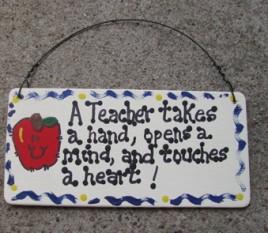 Teacher Gifts st5200  A Teacher Takes a Hand