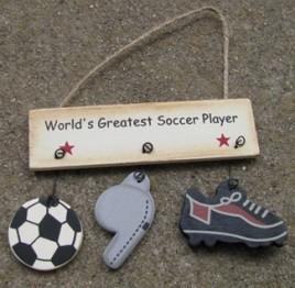 1200E World's Greatest Soccer Player
