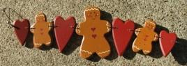 WD294 - Gingerbread Stringer